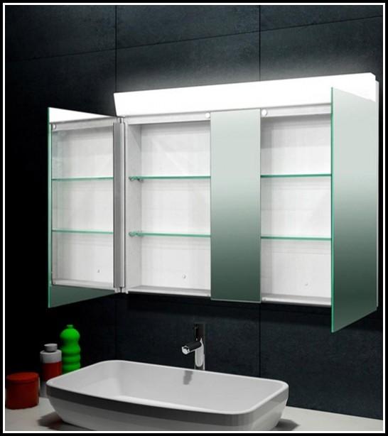 Bad Spiegelschrank Beleuchtung Alu