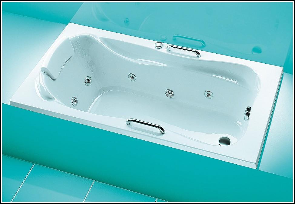 Badewanne Duschabtrennung Mit Seitenwand