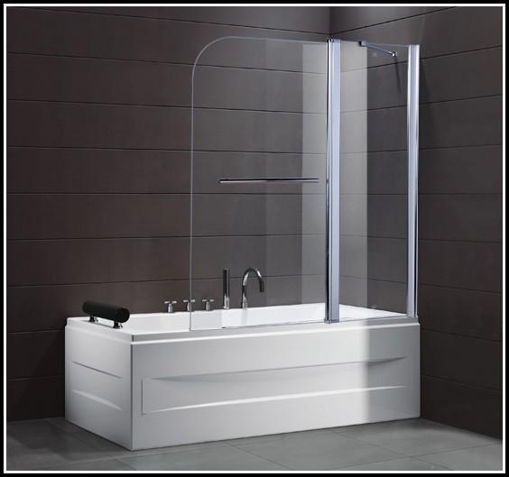 Badewanne Duschwand Obi
