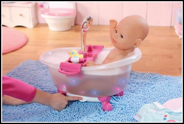 Badewanne Für Baby Born