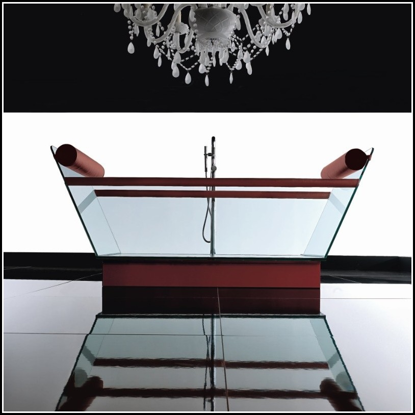 Badewanne Glaswand Ohne Bohren
