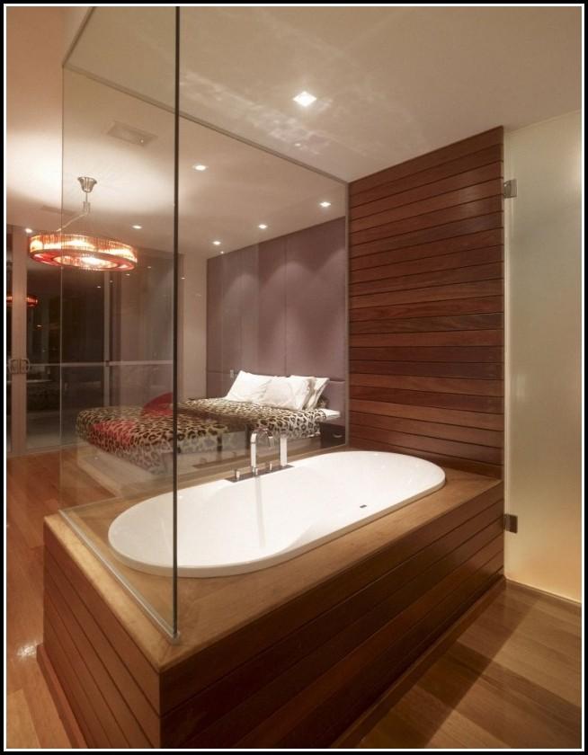 Badewanne Im Schlafzimmer Architektur