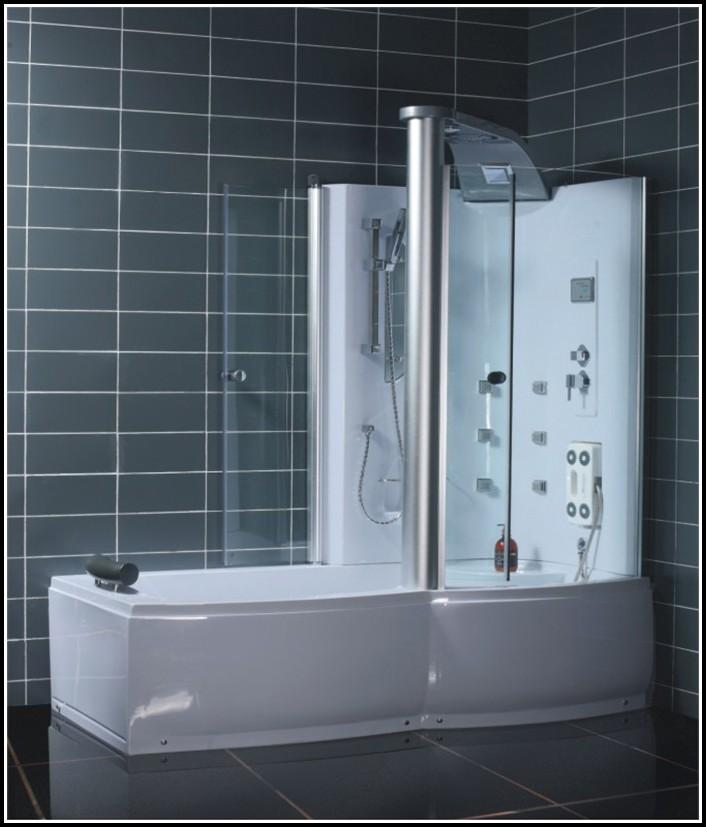 Badewanne Mit Dusche Und Tür