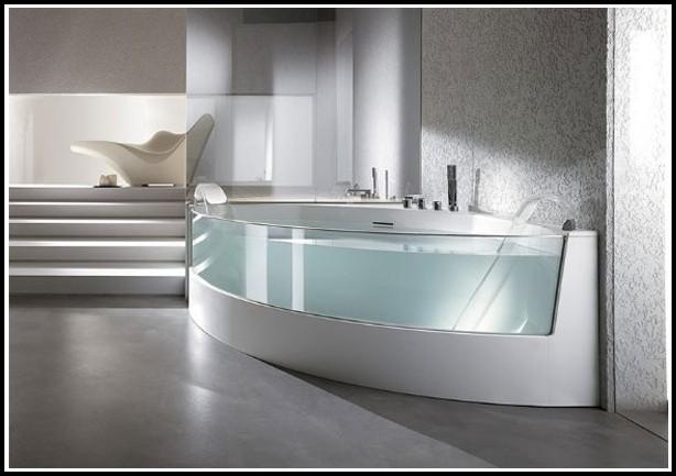 Badewanne Mit Glasverkleidung