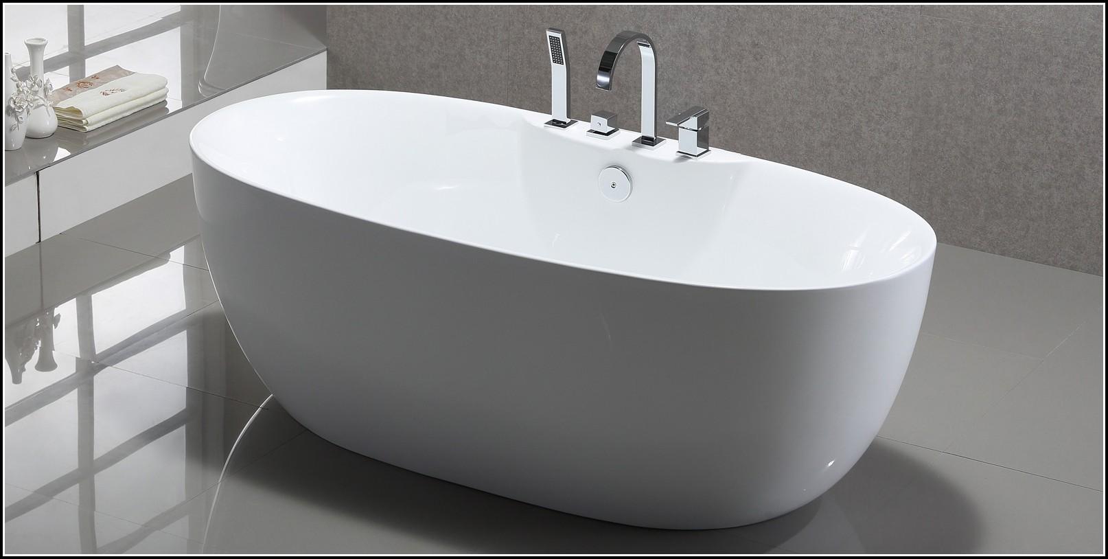 Badewanne Mit Integrierter Armatur