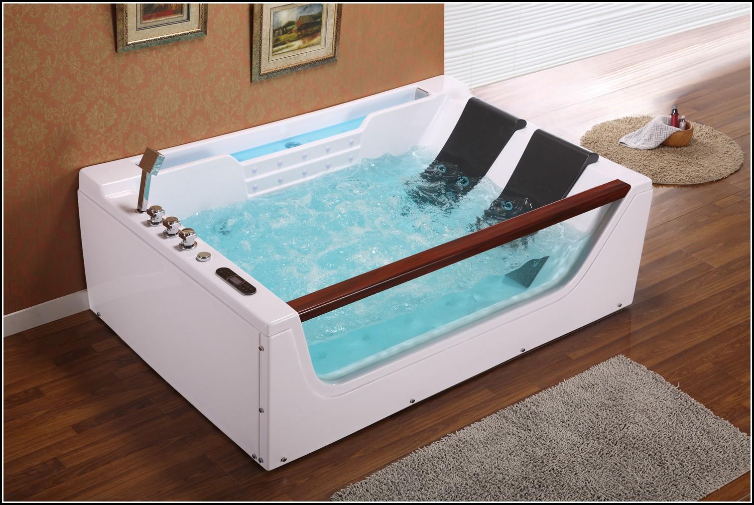 Badewanne Mit Whirlpool Und Dusche