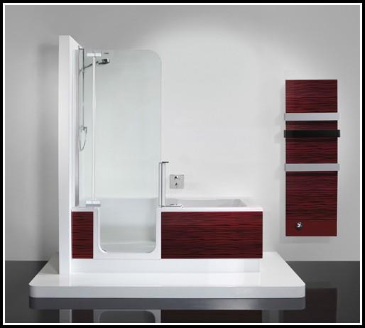 Badewanne Und Dusche In Einem