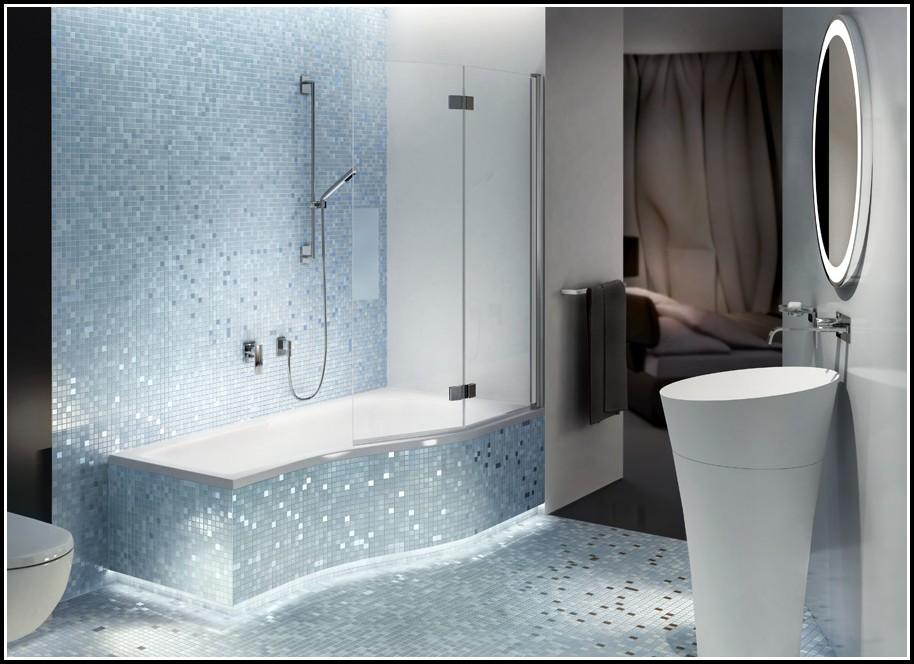 Badewanne Und Dusche Mit Tür