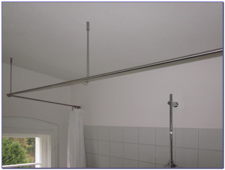 Badewanne Vorhang Decke