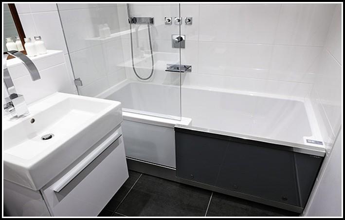 Badewannen Duschen Kombination