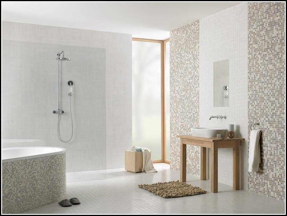 Badezimmer Fliesen Mosaik Fliesen