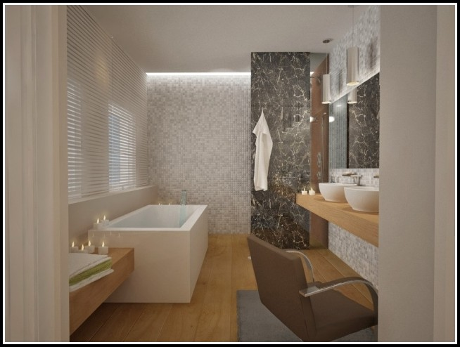 Badezimmer Fliesen Mosaik
