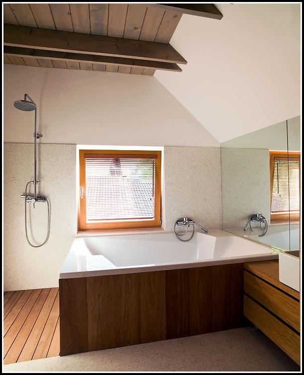 Badezimmer Ohne Fliesen Gestalten