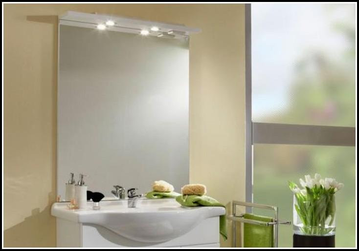 Badezimmer Spiegel Beleuchtet