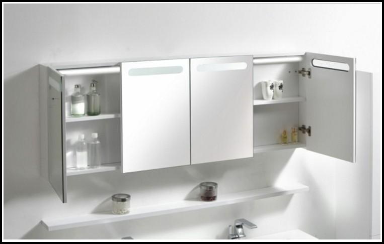 Badezimmer Spiegelschränke Beleuchtung