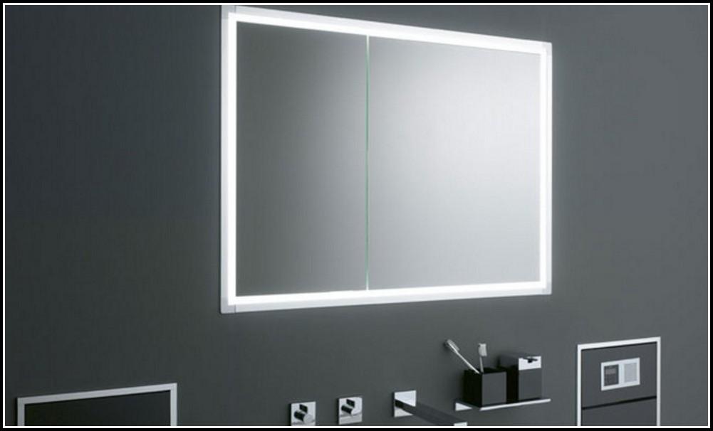 Badezimmer Spiegelschrank Mit Beleuchtung 120 Cm