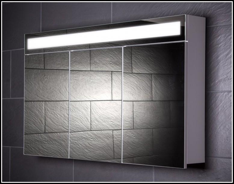 Badezimmer Spiegelschrank Mit Beleuchtung Ebay