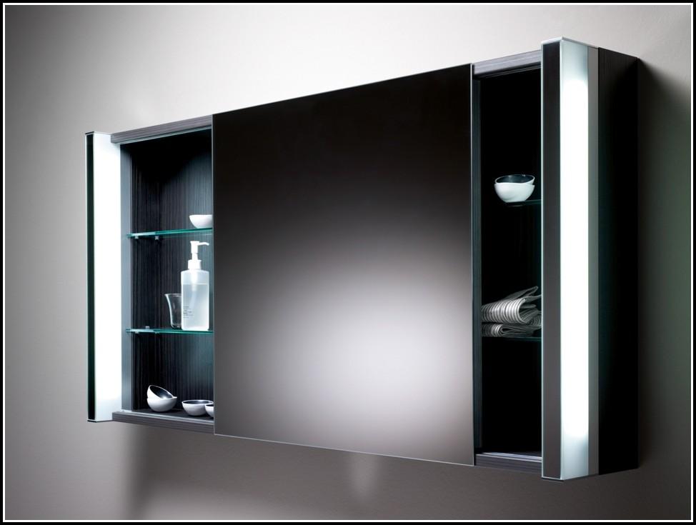 Badezimmer Spiegelschrank Mit Beleuchtung Ikea