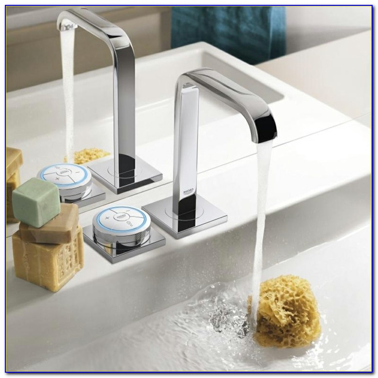 Badezimmer Wasserhahn Griff