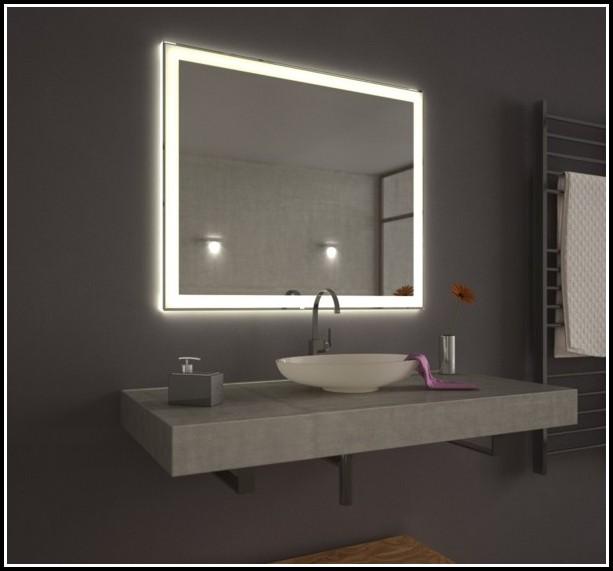 Badezimmerspiegel Led Beleuchtung
