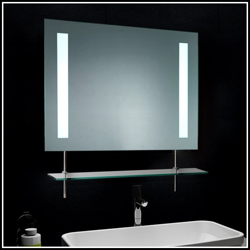 Badezimmerspiegel Mit Beleuchtung Und Steckdose