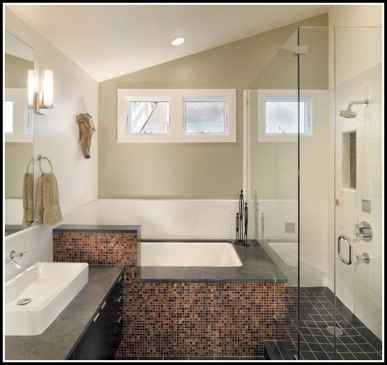Badfliesen Ideen Kleines Bad