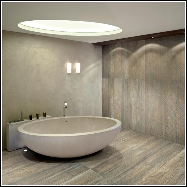 Badgestaltung Fliesen Holzoptik