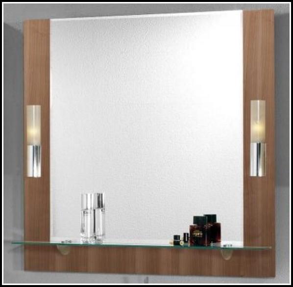 Badspiegel Beleuchtung Steckdose