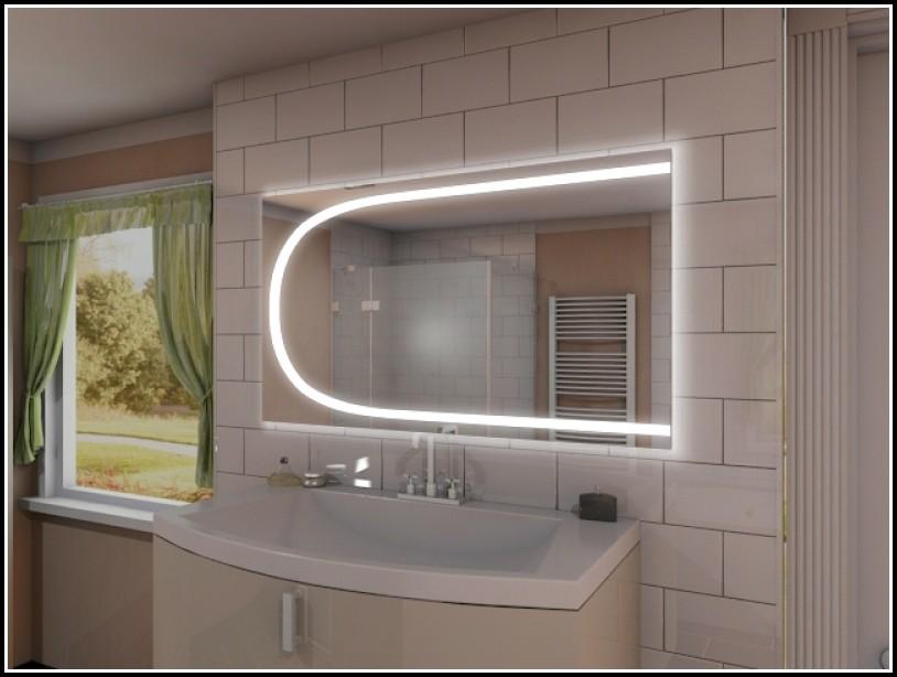 Badspiegel Mit Beleuchtung 120 Cm