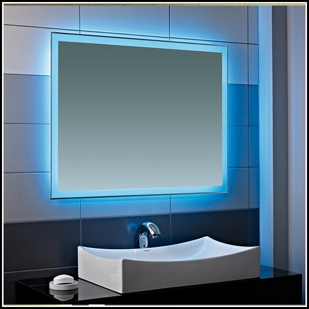 Badspiegel Mit Integrierter Led Beleuchtung
