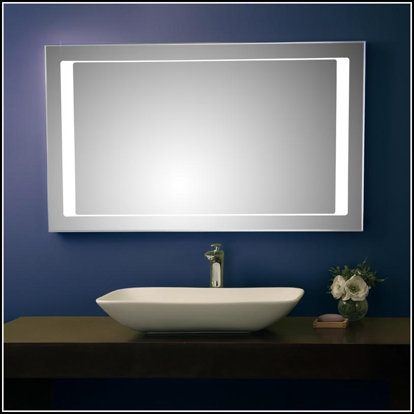 Badspiegel Mit Led Beleuchtung Nach Maß