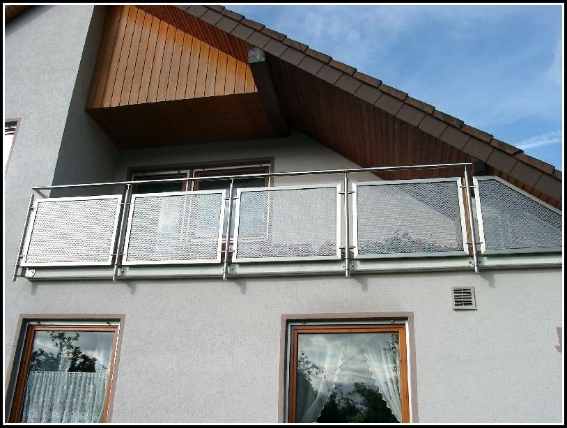 Balkon Blumenkästen Halterung