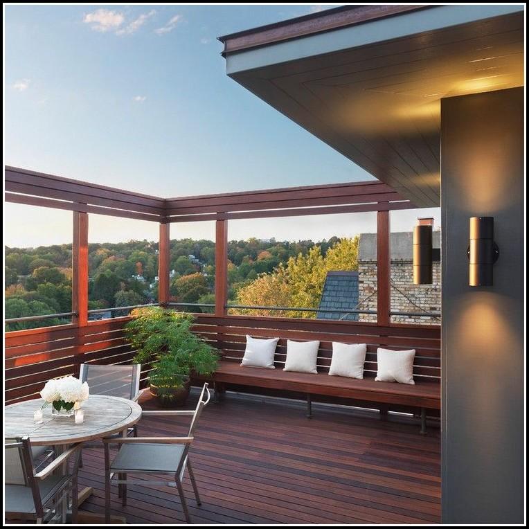 Balkon Blumenkasten Aus Holz