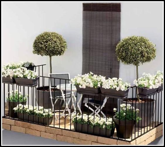 Balkon Gestalten Ideen