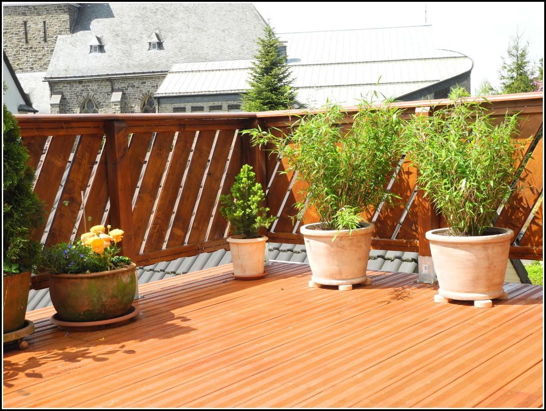 Balkon Handläufe Holz
