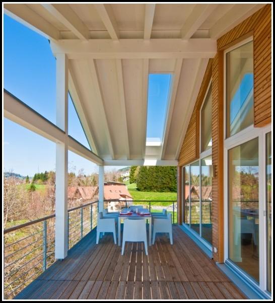 Balkon Im Dach Einbauen