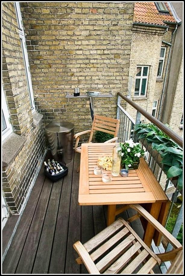 Balkon Klapptisch Aus Holz Verschiedene Größen