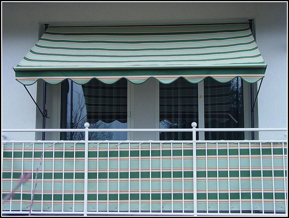 Balkon Klemm Markisen