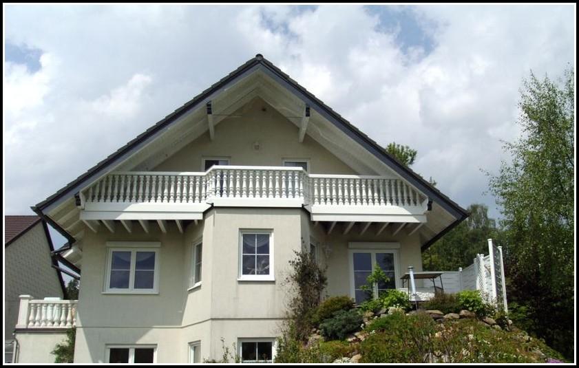 Balkon Kunststoffplatten