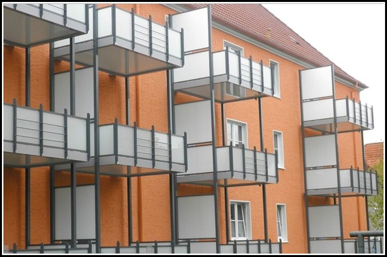Balkon Nachträglich Anbauen Ohne Stützen