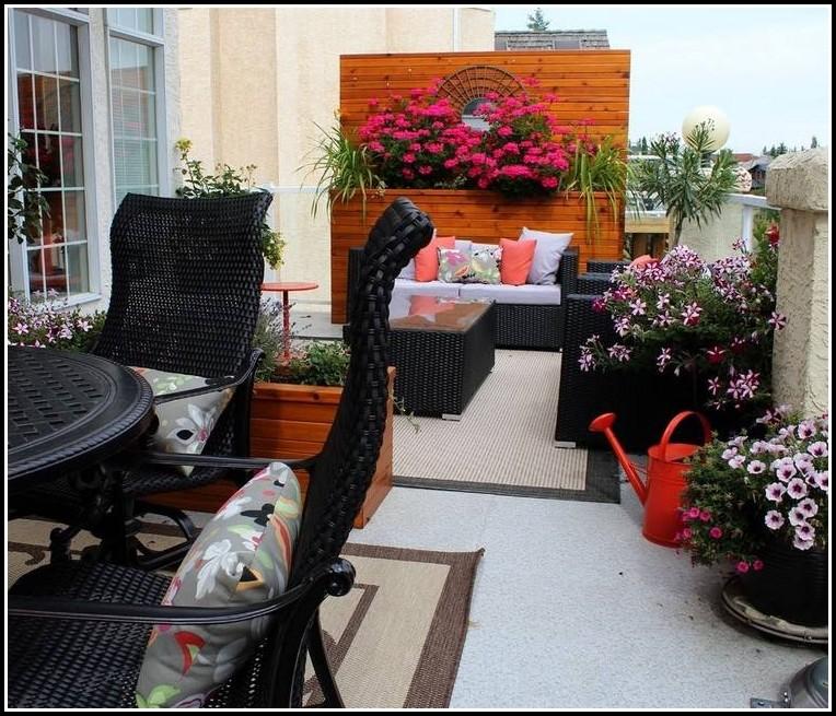 Balkon Sichtschutz Holz Ikea