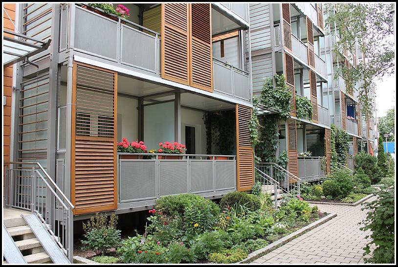 Balkon Sichtschutz Kunststoff Obi
