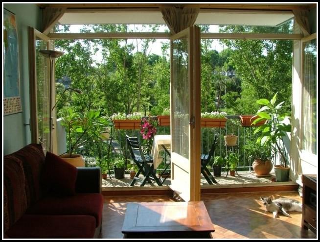 Balkon Sichtschutz Kunststoff Weiß