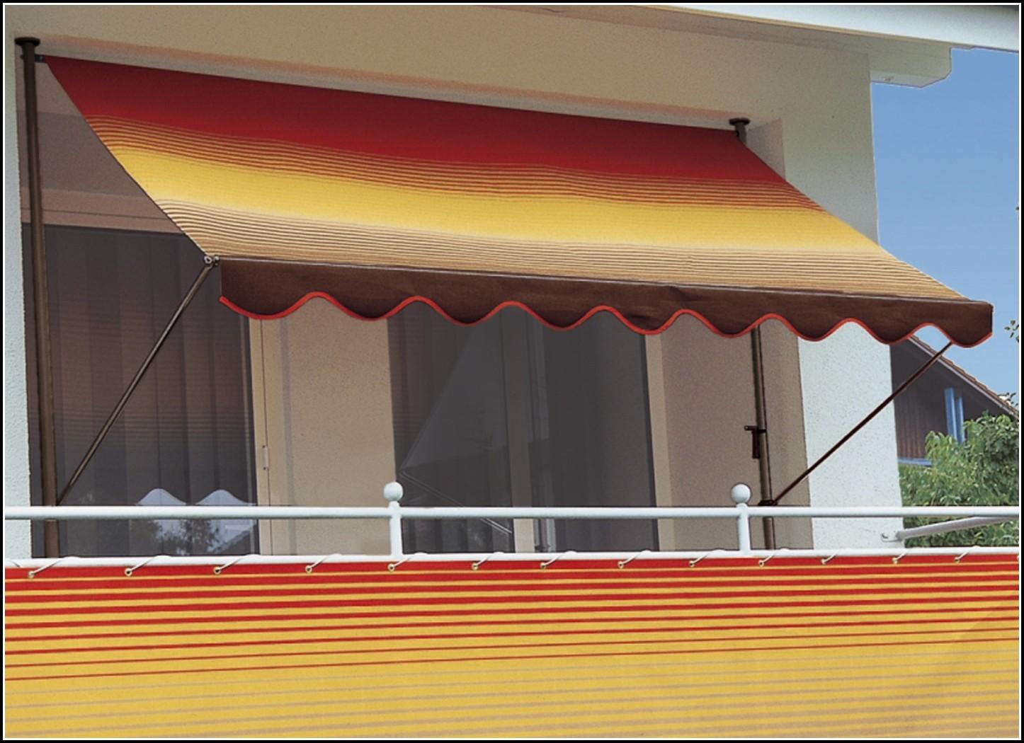 Balkon Terrassen Klemm Markisen