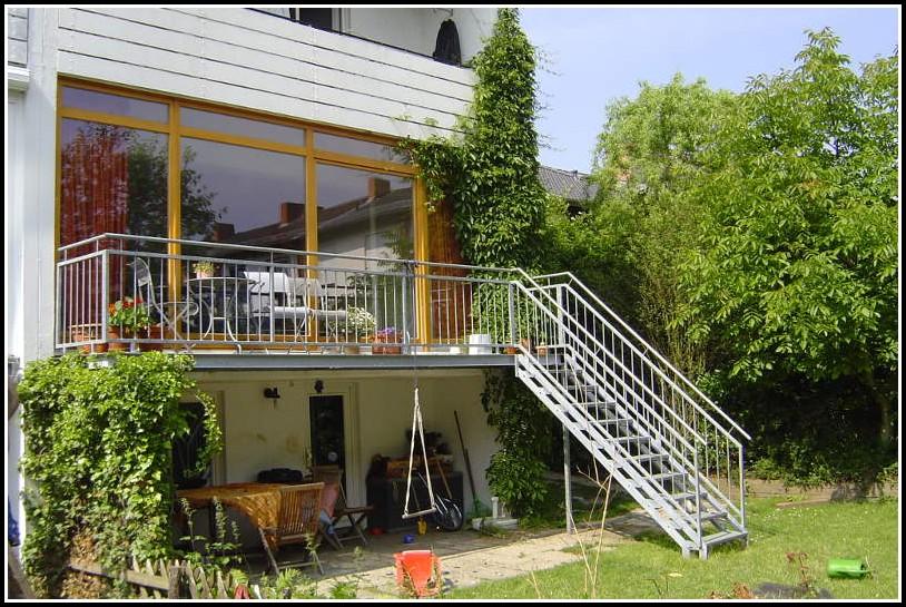 Balkon Treppe Für Katzen