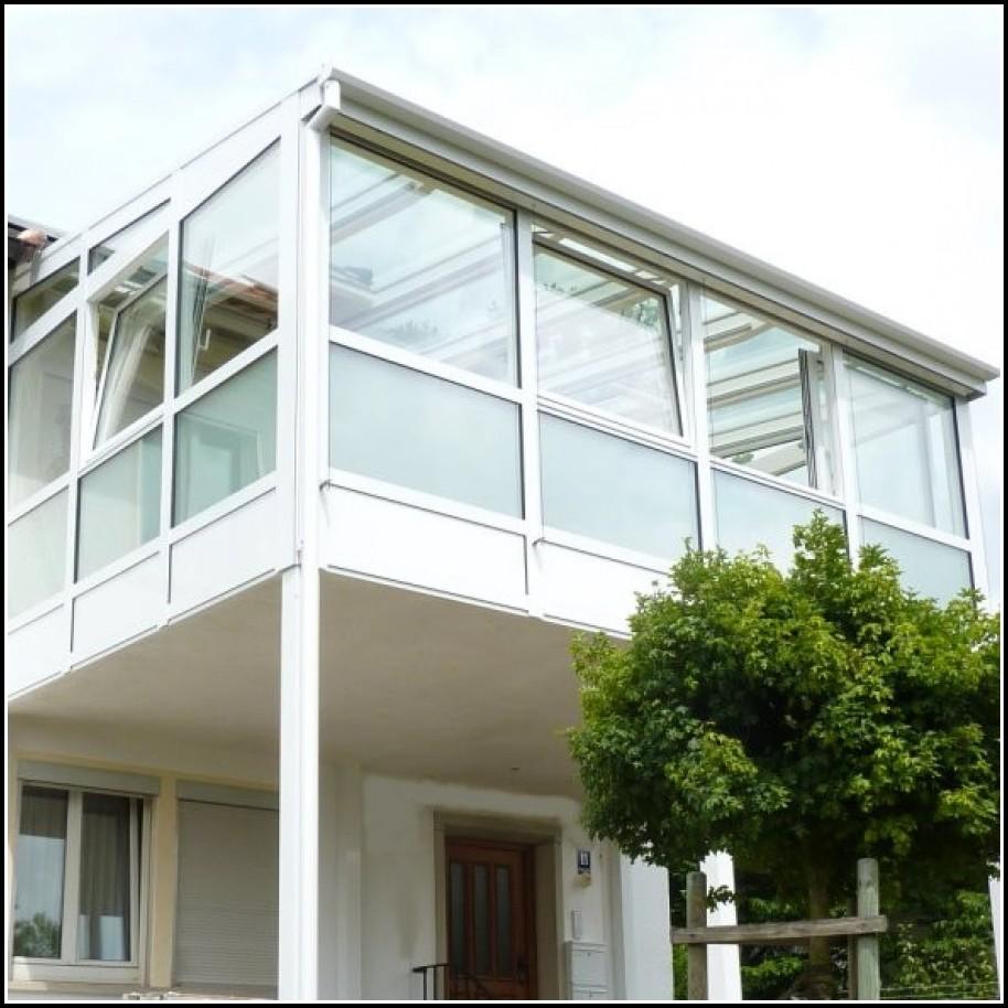 Balkon Zum Wintergarten Umbauen