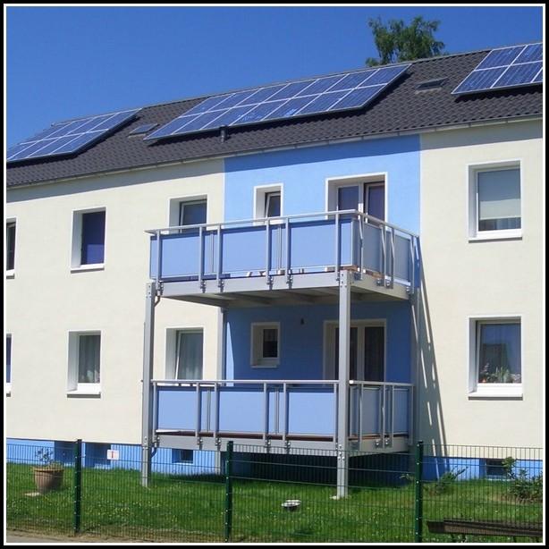 Balkone Aus Aluminium Und Glas