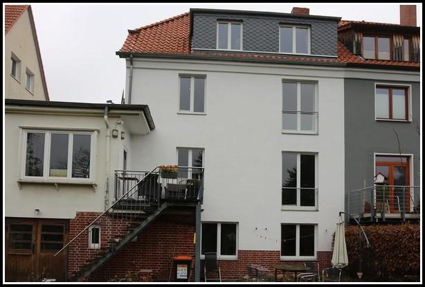 Balkone Aus Edelstahl Und Holz