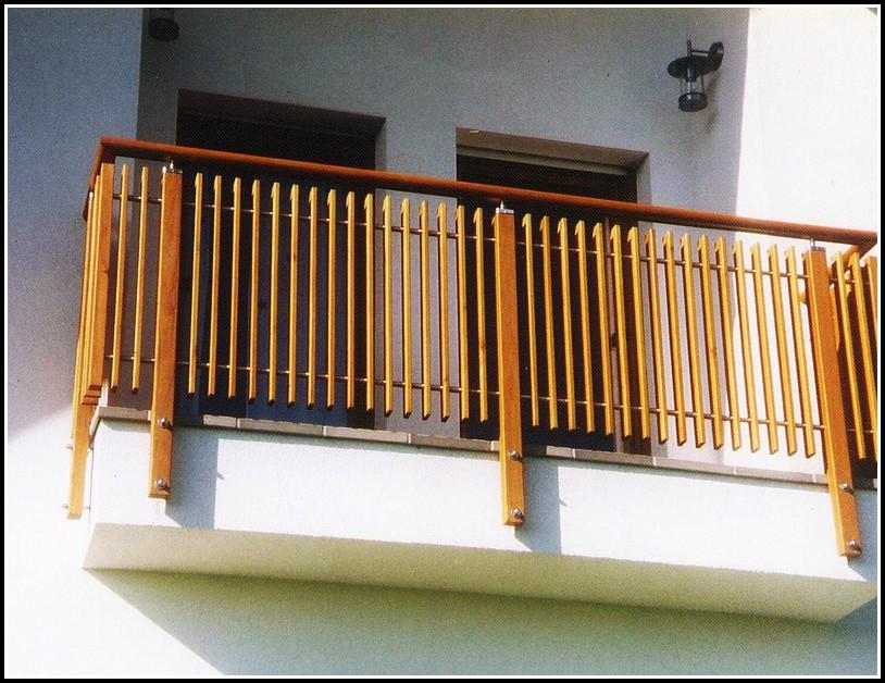 Balkone Aus Holz Selber Bauen