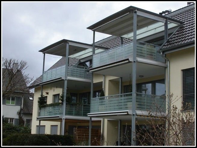 Balkone Metallbau